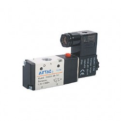 3V200 series Airtac Automatic Industrial - пневматический распределитель с контролируемым приводом / 3/2 каналов