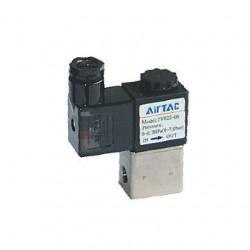 2V series Airtac Automatic Industrial - электроклапан с прямым приводом / 2/2 канала / NF / воздух