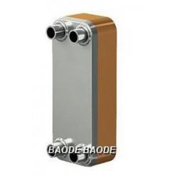 BL series Baode heat exchanger co.,ltd - теплообменник с припаянными пластинами / жидкость/жидкость / из меди