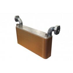 BL Series Baode heat exchanger co.,ltd - теплообменник с припаянными пластинами / вода/масло / для гидравлической циркуляционной
