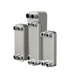 NL Series Baode heat exchanger co.,ltd - теплообменник с припаянными к никелю пластинами / жидкость/жидкость / из нержавеющей ст