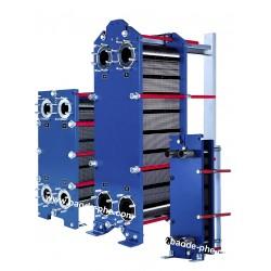 BH/BS Series Baode heat exchanger co.,ltd - теплообменник с пластинами и соединениями / жидкость/жидкость