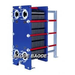 BH Series Baode heat exchanger co.,ltd - теплообменник с пластинами и соединениями / вода/масло