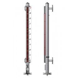 Магнитный датчик уровня HLG-100F Hitrol HLG100F