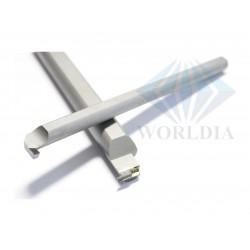 Beijing Worldia Diamond Tools Co., Ltd - внутренний инструмент для нарезания резьбы / фрезерование / PCD/PCBN / для станка