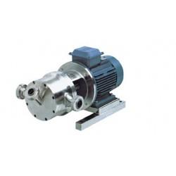 max. 0.35 MPa, 2 800 - 2 900 rpm BOAO Machinery Company - дозатор-смеситель для порошка / объемный / для пищевой промышленности