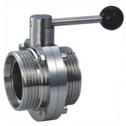 BOAO Machinery Company - клапан дроссельная заслонка / с рычагом / для напитка