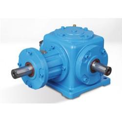 T series Boneng Transmission - редуктор с конической передачей / с винтовой зубчатой передачей / ортогональный / высокая скорост