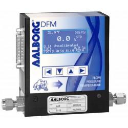DFM Aalborg Instruments - термический расходомер / массовый / для газа / программируемый