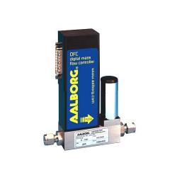 DFC Aalborg Instruments - массовый тепловой регулятор расхода / для газа / аналоговый / цифровой