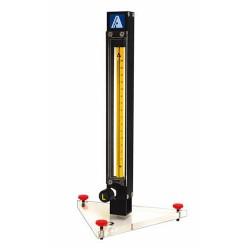 S Aalborg Instruments - расходомер с поплавком / для газа / для жидкостей / с поплавком со стеклянной трубкой