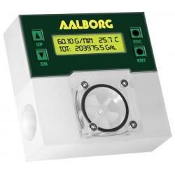 PWE Aalborg Instruments - расходомер с ротором / для жидкостей / программируемый / экономичный