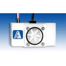 PWM Aalborg Instruments - расходомер с ротором / для жидкостей / с вертикальным монтажом / из полипропилена