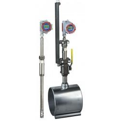 iVX Aalborg Instruments - вихревой расходомер / массовый / для пара / для газа