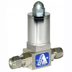 PSV Aalborg Instruments - электроклапан с контролируемым приводом / 2 канала / NF / вода