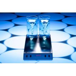 100 - 1 600 rpm | IP64 | MIX 8 X 2mag AG - магнитное смеситель / цифровое / для мерных стаканов / компактное