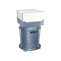Emma 2500 3nine - центробежный сепаратор / масляного тумана / компактный / с высокой пропускной способностью