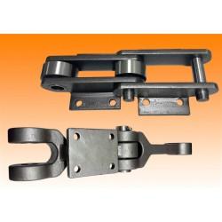 4B Braime Components - цепь для производства сахара / для разгрузочно-погрузочных работ / из нержавеющей стали / сталь