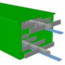 4B Braime Components - направляющий уголок