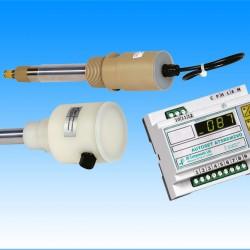 Autoset Remote   ATSR1V0A 4B Braime Components - детектор уровня для сыпучих веществ / радиочастотный / цифровой / для резервуар