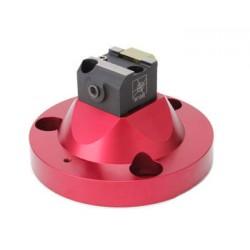 D1151S 5th Axis Inc. - тиски для станка / с плоским профилем / для обработки 5 осей