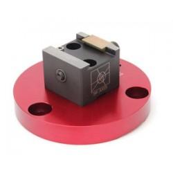 D221M 5th Axis Inc. - тиски для станка / с плоским профилем / для обработки 5 осей