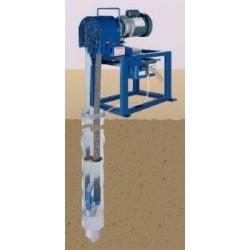 PetroXtractor® Abanaki Oil Skimmer Division - ленточный маслоотделитель / для подземных вод / большая производительность