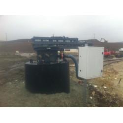 PetroXtractor® Abanaki Oil Skimmer Division - ленточный маслоотделитель / для подземных вод