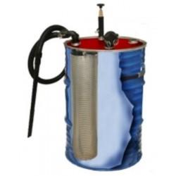 Chiperator™ Abanaki Oil Skimmer Division - аспиратор для сбора масел и стружки / с сжатым воздухом / промышленный / мобильный