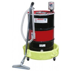 Q-VAC™ 100 Abanaki Oil Skimmer Division - аспиратор для сбора масел и стружки / с сжатым воздухом / промышленный / мобильный
