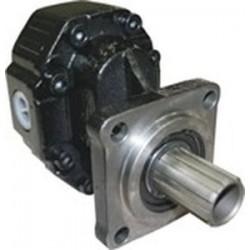 MB3 series ABER, LDA - гидравлический двигатель с зубчатой передачей