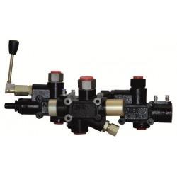 ABER, LDA - клапан с гидравлическим приводом / для масла
