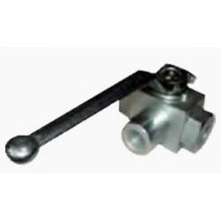 ABER, LDA - клапан со сферическим золотником / с рычагом / для контроля / 3 канала