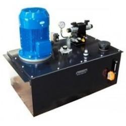 ABER, LDA - гидравлическая установка с электродвигателем / стационарная