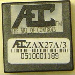 ZAX27A Abbey Electronic Controls - контроллер мощности TRIAC / с тиристором / модульный