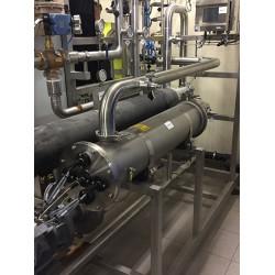 ABIOTEC TECHNOLOGIE UV - unité de purification d'eau ultrapure для фармацевтической промышленности