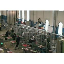 ABL AUTOMAZIONE S.p.A. - автоматическая сборочная машина / для шаровых клапанов / линейная