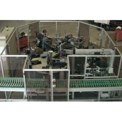 ABL AUTOMAZIONE S.p.A. - оборудование для предварительной сборки для душевой кабины