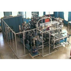 ABL AUTOMAZIONE S.p.A. - автоматическая сборочная машина / для электрического стеклоподъемника / с поворотным столом