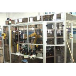 ABL AUTOMAZIONE S.p.A. - полуавтоматическая сборочная машина / для фильтров / с поворотным столом