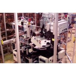испытательный стенд потерь давле ABL AUTOMAZIONE S.p.A. - испытательный стенд потерь давления / расход / для регулятора давления