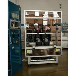 ABL AUTOMAZIONE S.p.A. - испытательный стенд потерь давления / для газового счетчика / линейный / вакуумный