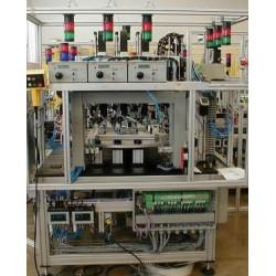 ABL AUTOMAZIONE S.p.A. - испытательный стенд потерь давления / расход / для газового крана / автоматический
