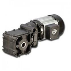 моторедуктор с угловым редукторо ABM Greiffenberger Antriebstechnik GmbH - моторедуктор с угловым редуктором / 100 - 200 кВт / 1