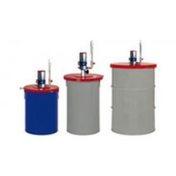 насос для жиров / с пневмопривод ABNOX - насос для жиров / с пневмоприводом / промышленный / для наполнения