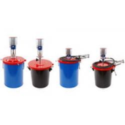 насос для жиров / с пневмопривод ABNOX - насос для жиров / с пневмоприводом / промышленный / для смазки