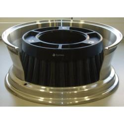 TBF ABRASIVOS KUMEX - дисковая щетка / абразивная / для очистки / для галтовки