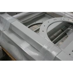 устройство закрепления упаковки  Abriso - устройство закрепления упаковки полиэтиленовый пенопласт