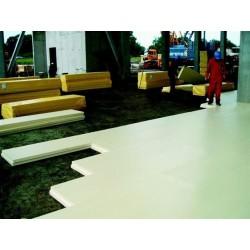 многослойная панель прокладка из Abriso - многослойная панель прокладка из ПВХ / поверхность из бетона / для напольной поверхнос