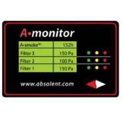 монитор LCD / встраиваемый / для Absolent - монитор LCD / встраиваемый / для фильтра